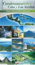 Central America-Cuba and the Antilles by Ediciones GEO