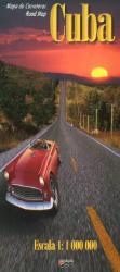 Cuba - Road Map (Bilingual) by Ediciones GEO