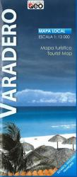 Varadero - Tourist Map by Ediciones GEO