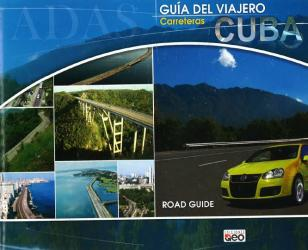 Cuba Road Guide by Ediciones GEO