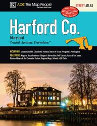 Harford County, MD, Street Atlas by Kappa Map Group