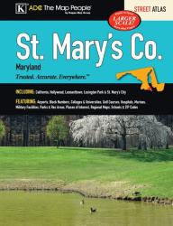 St. Mary's County, MD, Street Atlas by Kappa Map Group