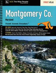 Montgomery County, MD, Street Atlas by Kappa Map Group