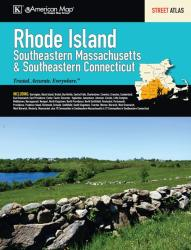Rhode Island, SE Massachusetts, & SE Connecticut, Street Atlas by Kappa Map Group