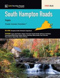 South Hampton Roads, Virginia, Street Atlas by Kappa Map Group