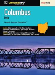 Columbus, OH, Street Atlas by Kappa Map Group