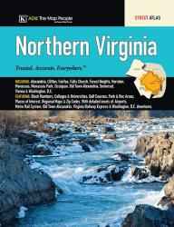 Virginia, Northern, Street Atlas by Kappa Map Group