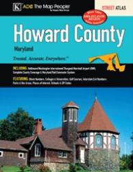 Howard County, MD, Street Atlas by Kappa Map Group