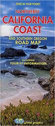 California Coast, Northern and Oregon, Southern by Global Graphics