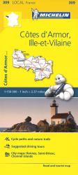 Cotes D Armor, Ille Et Villain, France (309) by Michelin Maps and Guides
