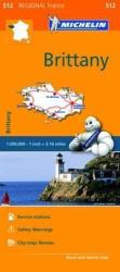 Brittany (512) by Michelin Travel Partner