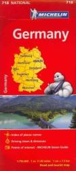 Germany (718) by Michelin Travel Partner