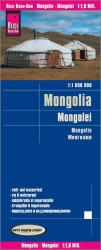 Mongolia by Reise Know-How Verlag