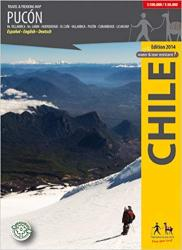 Pucon, Chile - Travel & Trekking Map by Trekking Chile