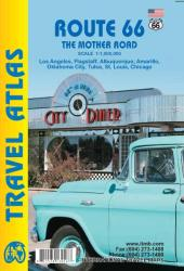 Route 66 Travel Atlas by International Travel Maps
