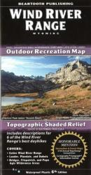 Wind River Range, Wyoming by Beartooth Publishing