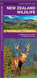 New Zealand Wildlife: A Folding Pocket Guide to Familiar Animals by Waterford Press