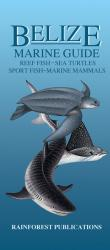Belize Marine Guide: Reef Fish, Sea Turtles, Sport Fish, Marine Mammals by Rainforest Publications