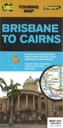 Brisbane to Cairns, Australia by Universal Publishers Pty Ltd