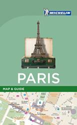 Michelin Map and Guide, Paris by Michelin Maps and Guides