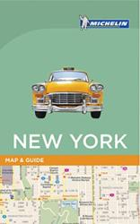 Michelin Map and Guide, New York City by Michelin Maps and Guides