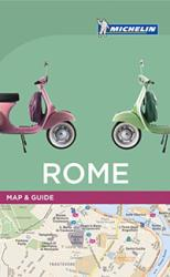 Michelin Map and Guide, Rome by Michelin Maps and Guides