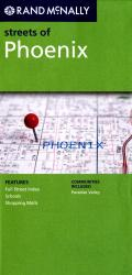 Phoenix, Arizona by Rand McNally