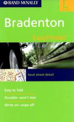 Bradenton, Florida EasyFinder by Rand McNally