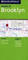 Brooklyn, New York by Rand McNally