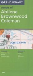 Abilene, Brownwood and Coleman, Texas by Rand McNally