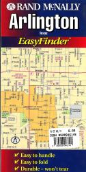 Arlington, Texas EasyFinder by Rand McNally
