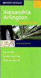 Alexandria and Arlington, Virginia EasyFinder by Rand McNally