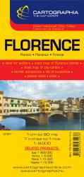 Florence, Italy by Cartographia