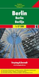 Berlin, Germany by Freytag, Berndt und Artaria