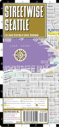 StreetWise Seattle, Washington by Streetwise Maps, Inc