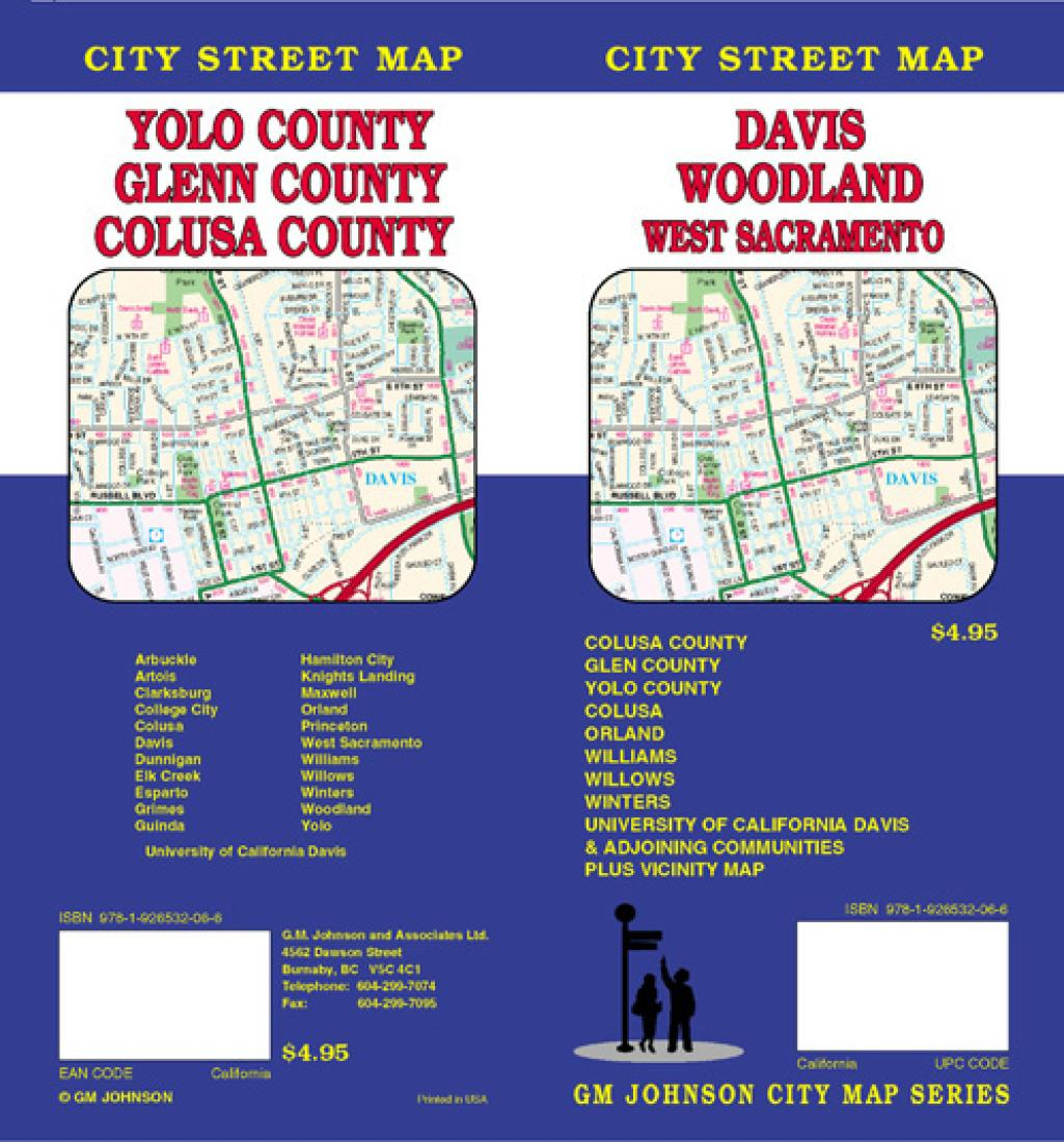 Yolo County Davis Woodland Glen County And Colusa County
