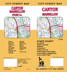 Canton, Massillon and Stark County, Ohio by GM Johnson