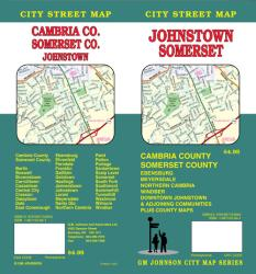 Johnstown, Somerset, Cambria and Somerset County, Pennsylvania by GM Johnson