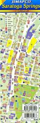 Saratoga Springs, New York, Quickmap by Jimapco