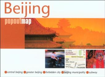 Beijing, China, PopOut by Globe Pequot Publishing