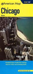 Chicago, Illinois by Kappa Map Group