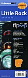 Little Rock, Arkansas, Flipmap by Kappa Map Group