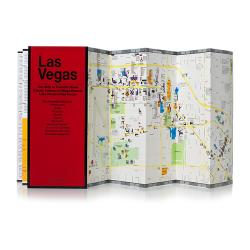 Las Vegas, Nevada by Red Maps