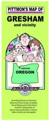 Gresham, Oregon by Pittmon Map Company