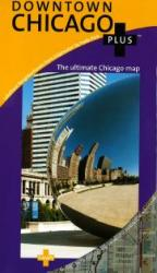 Chicago, Downtown, Illinois by Great Pacific Recreation & Travel Maps