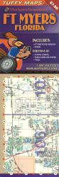 Fort Myers, Florida Laminated Tuffy Map by Tuffy Maps