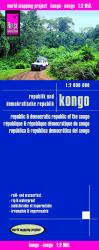 Democratic Republic of Congo and Congo by Reise Know-How Verlag