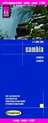 Zambia by Reise Know-How Verlag