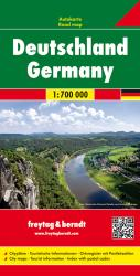 Germany by Freytag, Berndt und Artaria