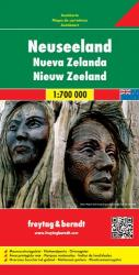 New Zealand by Freytag, Berndt und Artaria